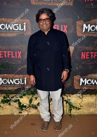 Editorial picture of 'Mowgli: Legend Of The Jungle' film premier, Mumbai, India - 25 Nov 2018