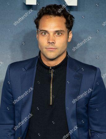 Stock Picture of Andy Jordan