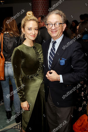 Stock Photo of Olivia Hamilton, William Ivey Long