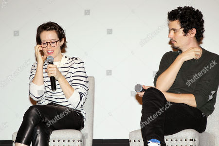 Claire Foy, Damien Chazelle (Director)