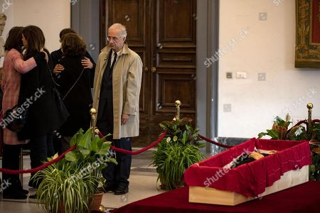Editorial picture of Homage to Bernardo Bertolucci in Rome, Italy - 27 Nov 2018