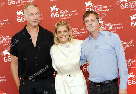 Stock Picture of John Sayles, Director Angela Ismail, Todd Haynes