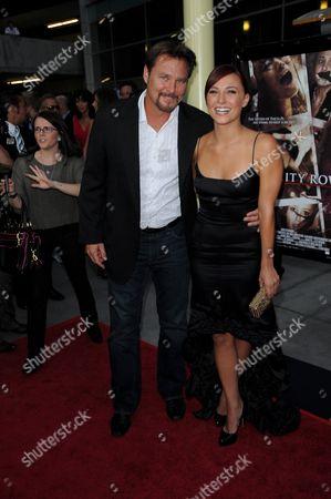 Briana Evigan With Dad Greg Evigan