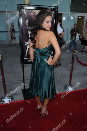 Editorial image of 'Sorority Row' Film premiere, Los Angeles, America - 03 Sep 2009