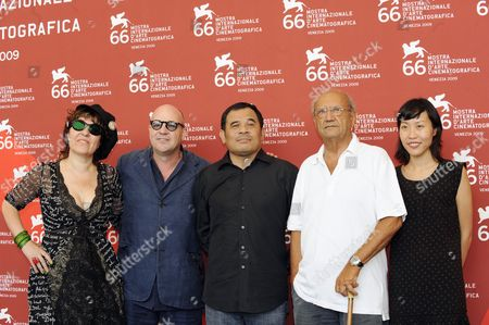 Editorial picture of Orizzonti Jury photocall at the 66th Venice International Film Festival, Venice, Italy - 03 Sep 2009