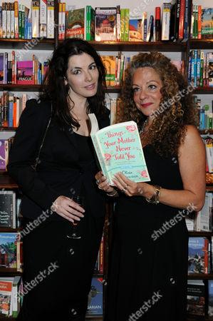 Nigella Lawson and Olivia Lichtenstein