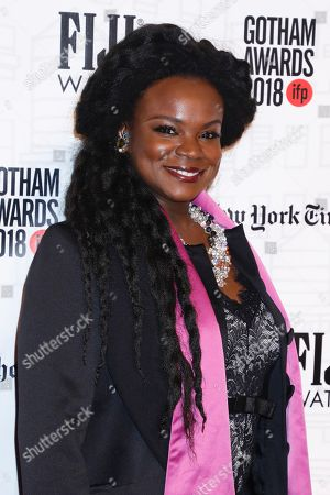 Editorial photo of 28th Annual IFP Gotham Awards, Arrivals, New York, USA - 26 Nov 2018