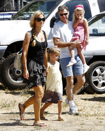 Editorial picture of Denise Richards and children at a playground, Malibu, Los Angeles, America - 05 Sep 2009 CHILD