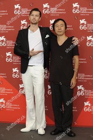 Shinya Tsukamoto, Eric Bossick
