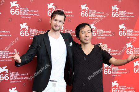Editorial photo of 'Tetsuo, The Bullet Man' film photocall, Venice Film Festival, Venice, Italy - 05 Sep 2009