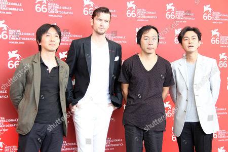 Editorial image of 'Tetsuo, The Bullet Man' film photocall, Venice Film Festival, Venice, Italy - 05 Sep 2009