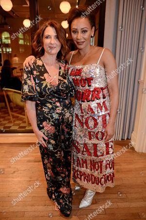 Louise Gannon & Melanie Brown