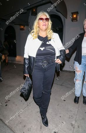 Stock Picture of Beth Chapman