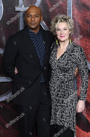 Editorial image of 'Mortal Engines' film premiere, London, UK - 27 Nov 2018