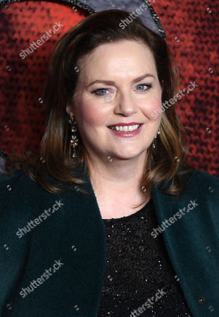 Editorial picture of 'Mortal Engines' film premiere, London, UK - 27 Nov 2018
