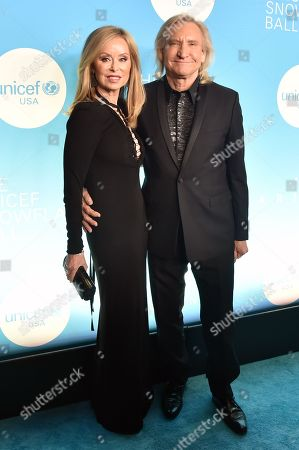Editorial image of 14th Annual UNICEF Snowflake Ball, Arrivals, New York, USA - 27 Nov 2018