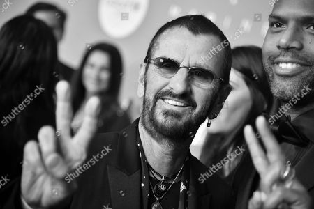 Ringo Starr and AJ Calloway