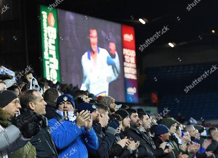 Editorial image of Leeds United v Reading, EFL Sky Bet Championship, Football, Elland Road, Leeds, UK - 27 Nov 2018