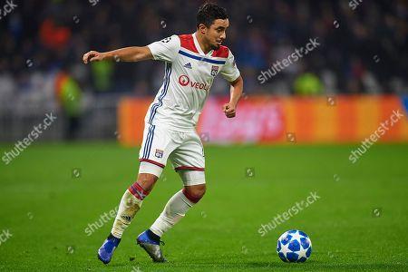 Stock Photo of Rafael Da Silva of Olympique Lyon