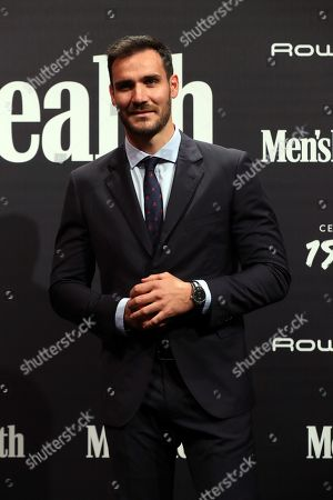 Editorial image of Men's Health Awards in Madrid, Spain - 27 Nov 2018