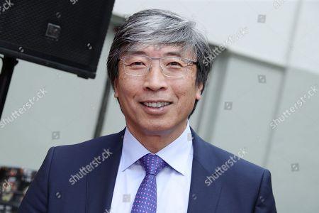 Stock Photo of Patrick Soon -Shiong
