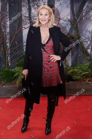 Stock Picture of Caroline Beil poses as she arrives for the premiere of the movie 'Bird Box' at the Zoo Palast venue in Berlin, Germany, 27 November 2018.