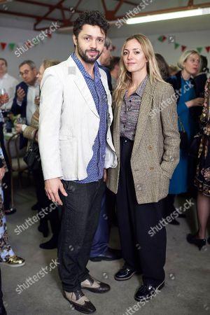 Conrad Shawcross and Carolina Mazzolari