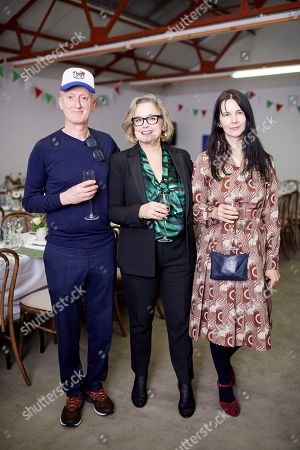 Editorial picture of Gillian Wearing And Michael Landy host Unique Fundraising Dinner For The Contemporary Art Society, London, UK - 27 Nov 2018