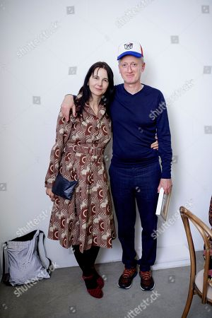Gillian Wearing and Michael Landy