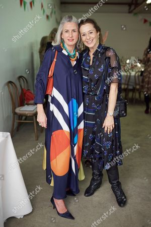 Editorial photo of Gillian Wearing And Michael Landy host Unique Fundraising Dinner For The Contemporary Art Society, London, UK - 27 Nov 2018