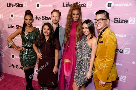 """Editorial image of World Premiere of """"Life-Size 2"""", Los Angeles, USA - 27 Nov 2018"""