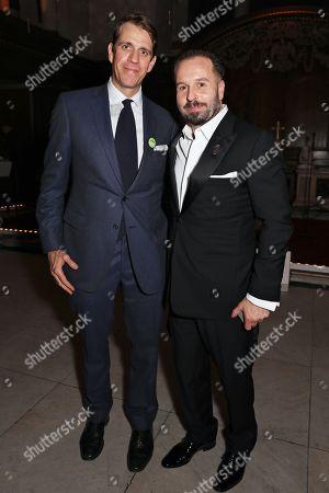 Ben Elliot and Alfie Boe