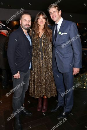 Editorial picture of The Fayre of St James's Christmas Carol Concert, London, UK - 27 Nov 2018