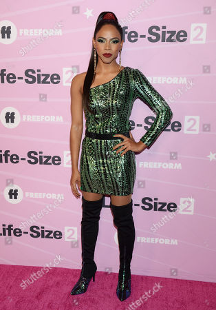 Editorial photo of 'Life-Size 2' film premiere, Arrivals, Los Angeles, USA - 27 Nov 2018