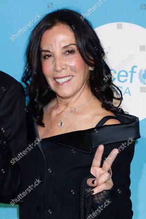 Stock Image of Olivia Harrison
