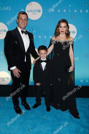 Editorial photo of 14th Annual UNICEF Snowflake Ball, Arrivals, New York, USA - 27 Nov 2018