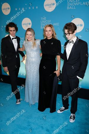 Editorial photo of 14th Annual UNICEF Snowflake Ball, Arrivals, New York, USA - 27 Nov 2018