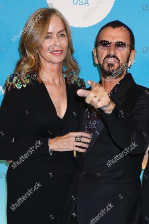 Barbara Bach, Ringo Starr
