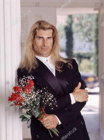 'Hollywood Men'   TV Fabio Lanzoni, Model.