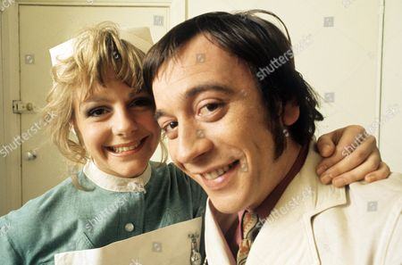 'Doctor in Charge'   TV Sammie Winmill and Robin Nedwell