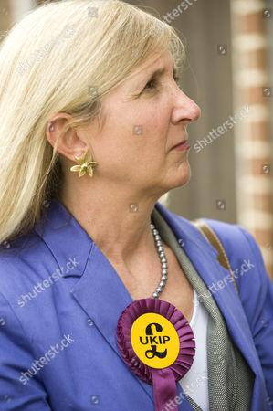 Marta Andreasen of UKIP
