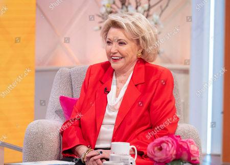 Editorial picture of 'Lorraine' TV show, London, UK - 28 Nov 2018