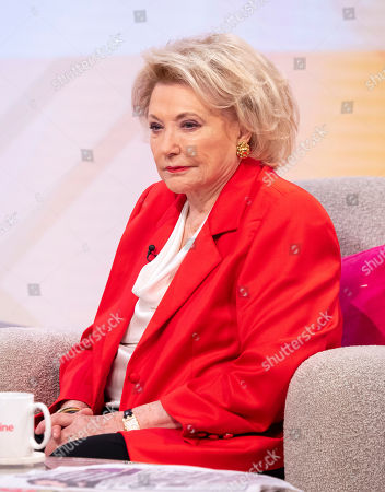 Editorial photo of 'Lorraine' TV show, London, UK - 28 Nov 2018